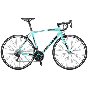 送料無料 BIANCHI(ビアンキ) ロードバイク VIA NIRONE 105 55 CK16|trycycle