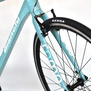 送料無料 BIANCHI(ビアンキ) クロスバイク SPORT ROMA4 ALTUS 50 CELESTE trycycle 07