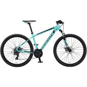 送料無料 BIANCHI(ビアンキ) マウンテンバイク MAGMA 27.0 ALTUS 38 CK16/BLACK/YELLOW|trycycle