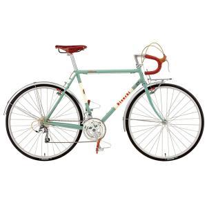 送料無料 BIANCHI(ビアンキ) ツーリング ANCORA TIAGRA Celeste Classico 54|trycycle