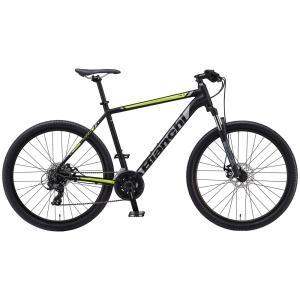 送料無料 BIANCHI(ビアンキ) マウンテンバイク MAGMA 27.2 TOURNEY 43 MATT BLACK/YELL|trycycle
