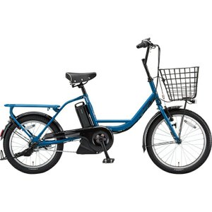 ブリヂストン 電動自転車 アシスタファインミニ A0BC18 E.Xティールブルー|trycycle