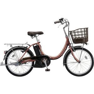 ブリヂストン 電動自転車 アシスタ ユニ プレミア A2PC38 M.XピンクGLD|trycycle