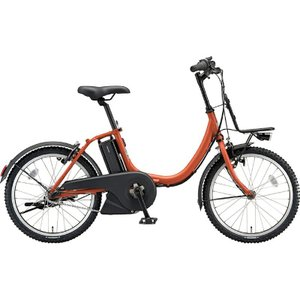 ブリヂストン 電動自転車 アシスタ ユニ A2UC38 TXAMBオレンジ|trycycle
