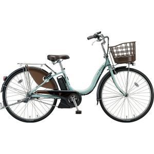 ブリヂストン 電動自転車 アシスタ デラックス A4DC39 P.Xオパールミント|trycycle