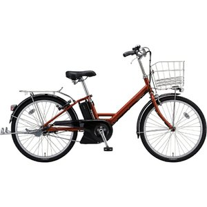 ブリヂストン 電動自転車 アシスタ ユニ プレミア A4PC38 FXガ-ネトORG|trycycle