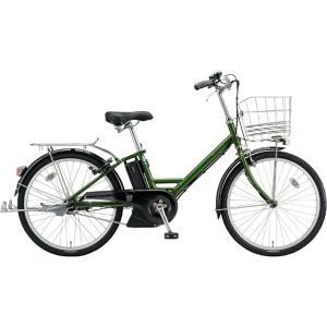 ブリヂストン 電動自転車 アシスタ ユニ プレミア A4PC38 トラツドオリ-ブ|trycycle