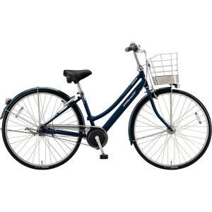 ブリヂストン シティサイクル自転車 アルベルト A65LB M.ジュエルDブルー|trycycle