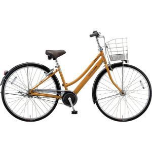 ブリヂストン シティサイクル自転車 アルベルト A65LB E.キャラメルブラウン|trycycle