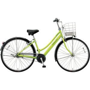 ブリヂストン シティサイクル自転車 アルベルト A65LB T.ネオンライム|trycycle