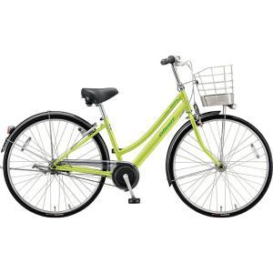 ブリヂストン シティサイクル自転車 アルベルトロイヤル A65LR T.ネオンライム|trycycle