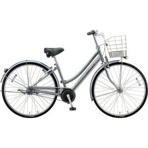 ブリヂストン シティサイクル自転車 アルベルトロイヤル A65LR M.スパークルシルバー|trycycle