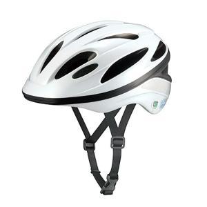 OGK KABUTO(オージーケーカブト) 通学用ヘルメット CHSN12M ホワイト M|trycycle
