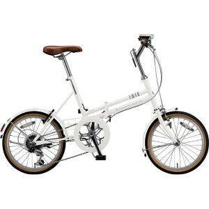 【防犯登録サービス中】ブリヂストン シティサイクル自転車 マークローザF MRF86  P.Xスノ-ホワイト|trycycle