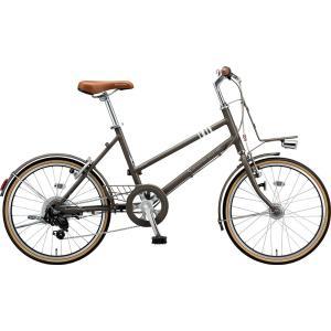ブリヂストン ミニベロ マークローザ MRK07T T.Xカーキ trycycle