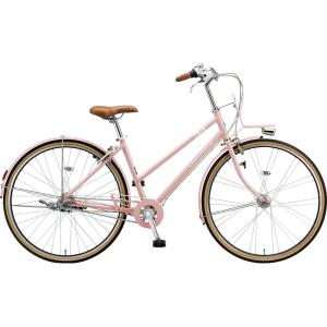 ブリヂストン シティサイクル マークローザ MRK73T EXサンドピンク|trycycle