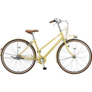 ブリヂストン シティサイクル マークローザ MRK73T E.Xヴィンテージイエロー|trycycle