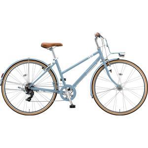 ブリヂストン クロスバイク マークローザ MRK77T TXマットブルーグレー|trycycle