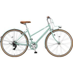 ブリヂストン クロスバイク マークローザ MRK77T EXグレイッシュミント|trycycle