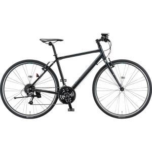 ブリヂストン クロスバイク シルヴァ YF2439 マット&グロスブラック 390mm|trycycle