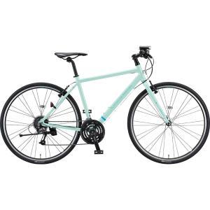 ブリヂストン クロスバイク シルヴァ YF2444 EXミストグリーン 440mm|trycycle