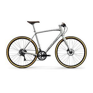送料無料 センチュリオン(CENTURION) クロスバイク シティスピード500 CITY SPEED 500 ブラッシュド 【完全組立済自転車】【北海道、九州、沖縄、離島は送料別】|trycycle