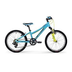 送料無料 センチュリオン(CENTURION) 子供自転車 R-BOCK 20 SHOX ターコイズ 【完全組立済自転車】【北海道、九州、沖縄、離島は送料別】|trycycle