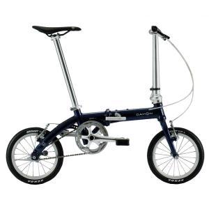 送料無料 DAHON(ダホン) 折りたたみ自転車 Dove Plus グランドネイビー 【北海道、九州、沖縄、離島は送料別】 trycycle