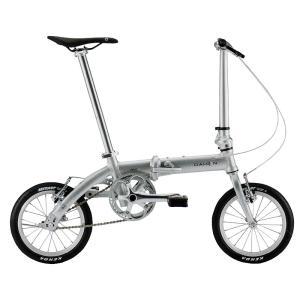 送料無料 DAHON(ダホン) 折りたたみ自転車 Dove Plus グリッター 【北海道、九州、沖縄、離島は送料別】 trycycle