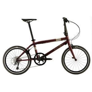 送料無料 DAHON(ダホン) 折りたたみ自転車 Clinch D10 ロイヤルパープル 【北海道、九州、沖縄、離島は送料別】|trycycle