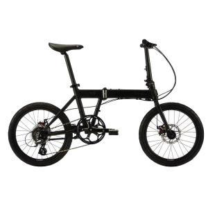 送料無料 DAHON(ダホン) 折りたたみ自転車 Horize Disc ドレスブラック 【北海道、九州、沖縄、離島は送料別】|trycycle
