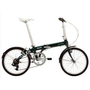送料無料 DAHON(ダホン) 折りたたみ自転車 Route フォレストグリーン 【北海道、九州、沖縄、離島は送料別】|trycycle