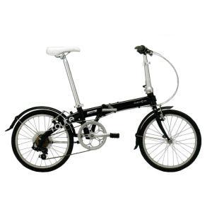 送料無料 DAHON(ダホン) 折りたたみ自転車 Route オブシディアンブラック 【北海道、九州、沖縄、離島は送料別】|trycycle