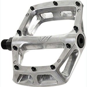DMR ペダル V8 Pedal Polished Silver|trycycle