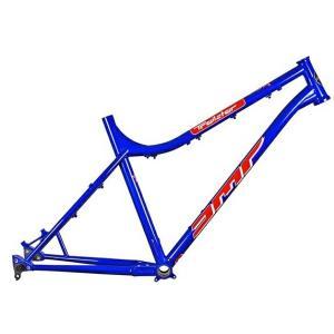 送料無料 DMR MTBフレーム Trailstar Medium Throwback Blue|trycycle