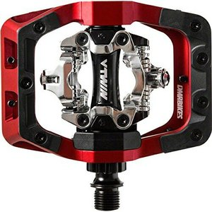送料無料 DMR ペダル V-TWIN PEDAL-RED|trycycle
