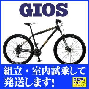 GIOS(ジオス) マウンテンバイク DAGGER 9 MATT BLACK trycycle