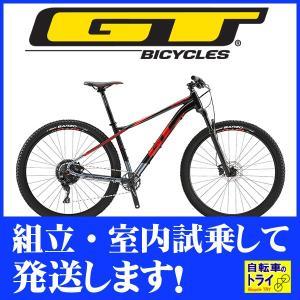 送料無料 GT マウンテンバイク MTB ZASKAR COMP (29) ブラック 2019 【北海道、九州、沖縄、離島は送料別】 trycycle