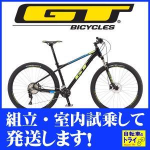 送料無料 GT マウンテンバイク MTB AVALANCHE ELITE (27.5) ブラック 2019 【北海道、九州、沖縄、離島は送料別】 trycycle