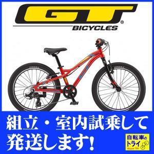 GT キッズ 子供用自転車 STOMPER PRIME 20 U レッド 2019|trycycle