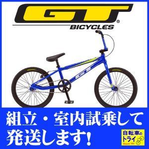 GT キッズ 子供用自転車 MACH ONE PRO 20 M ブルー 2019|trycycle