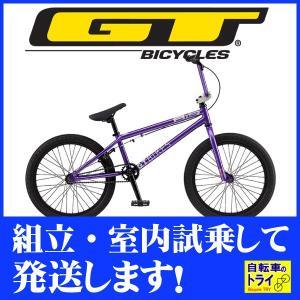GT BMX AIR 20 M パープル 2019|trycycle