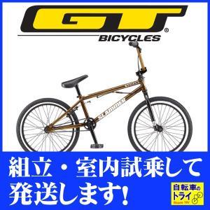 GT BMX SLAMMER 20 M ゴールド 2019|trycycle