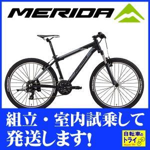 メリダ(MERIDA) マウンテンバイク MATTS 6.5-V マットブラック BM605379-EK72 trycycle