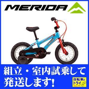 メリダ(MERIDA) 子供用自転車 MATTS J.12 ライトブルー trycycle