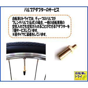 ミヤタ(MIYATA) フラットハンドルロードバイク フリーダム フラット AFRT488/528 ブルー/ブラック trycycle 04