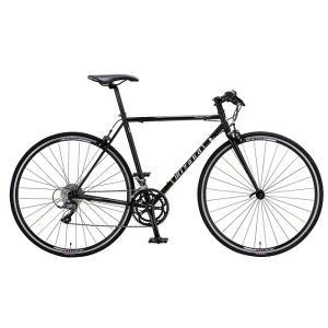 ミヤタ(MIYATA) フラットハンドルロードバイク フリーダム フラット AFRT488/528 クリアーブラック|trycycle