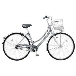 ミヤタ(MIYATA) シティサイクル アルモード ベルト 3S(3段変速) DAL63LB9S ネオステンシルバー|trycycle