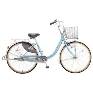 ミヤタ(MIYATA) シティサイクル クォーツエクセルライト DQXU40L81 アルミナスカイブルー|trycycle