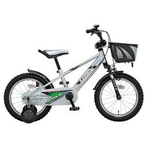 ミヤタ(MIYATA) 子供自転車 スパイキー キッズ FCK167 シルバー/ブラック|trycycle